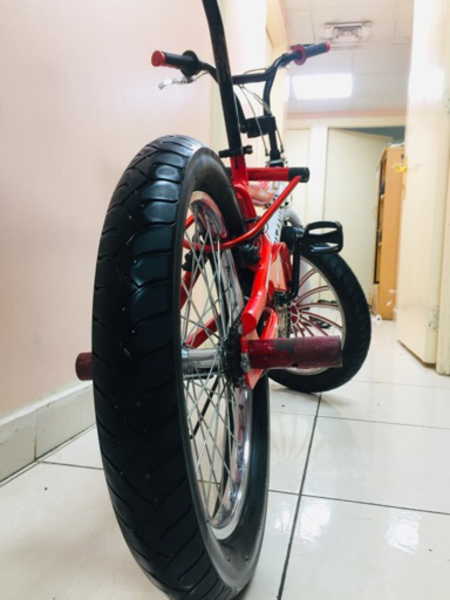 Used Bmx cycle in good condition in Dubai, UAE