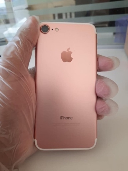 Used iPhone 7 Rose Gold 32GB with FaceTime in Dubai, UAE