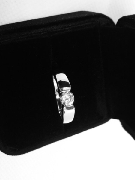 Used Pure silver unisex ring in Dubai, UAE