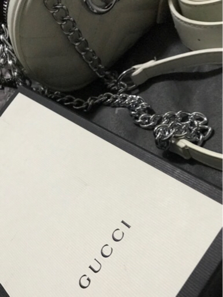 Used Gucci Original leather in Dubai, UAE