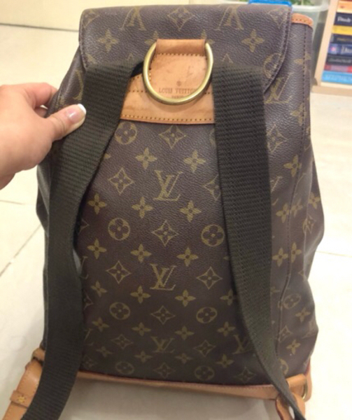 Used Louis Vuitton Backpack medium in Dubai, UAE