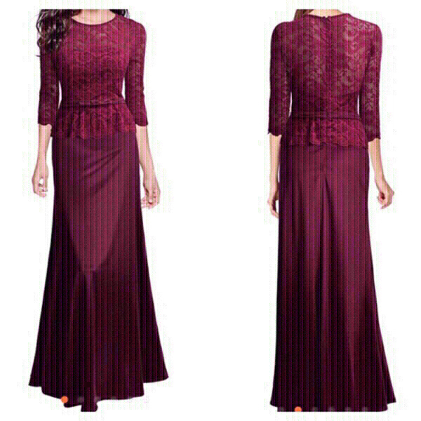 Used ELEGANT LACE DRESS M in Dubai, UAE