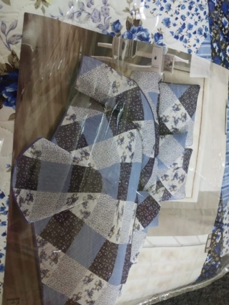 Used Double bed quilted sheet in Dubai, UAE