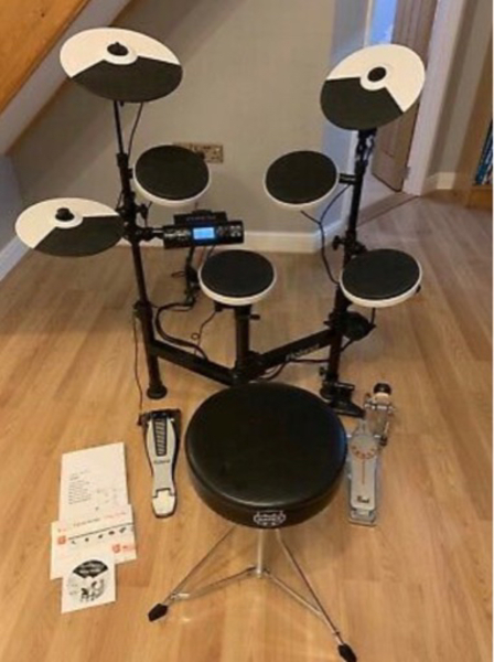 Used Roland TD_40KP Portable Electronic Drum in Dubai, UAE