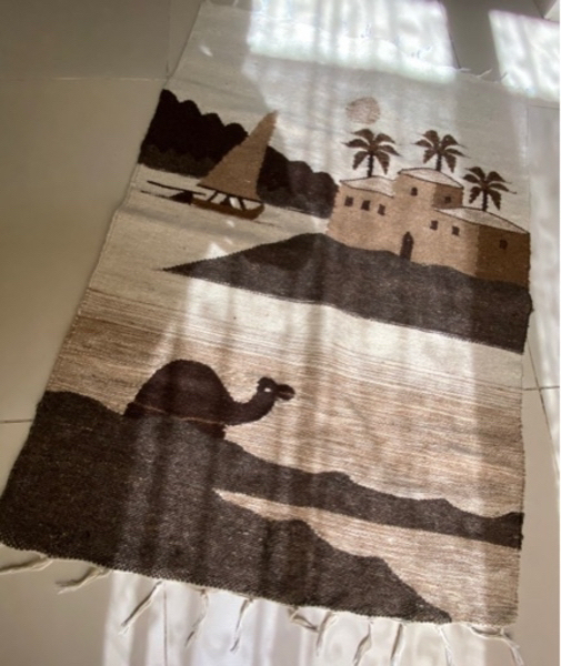 Used Carpet or wall hanging in Dubai, UAE