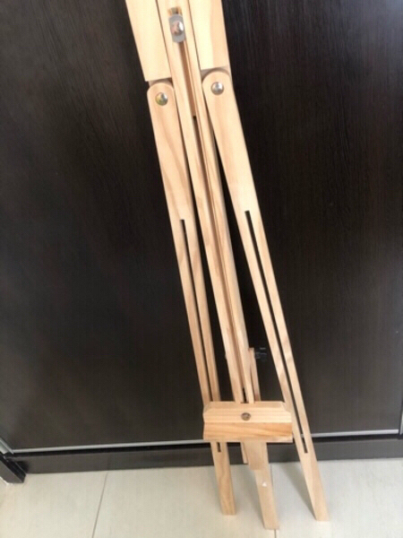 Used Wooden Easel Stand, Last Price! ✨ in Dubai, UAE
