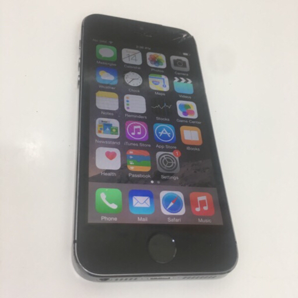 Used Iphone 5s gray in Dubai, UAE