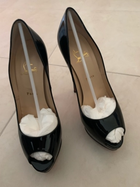 Used Christian Louboutin shoes in Dubai, UAE