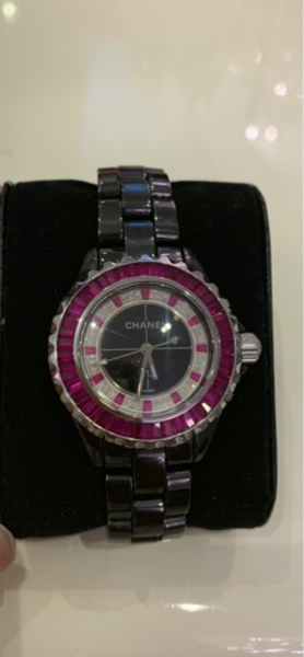 Used Chanel watch in Dubai, UAE