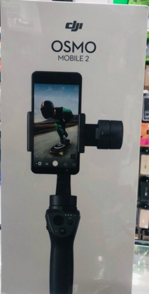 Used DJI OSMO MOBILE2 in Dubai, UAE