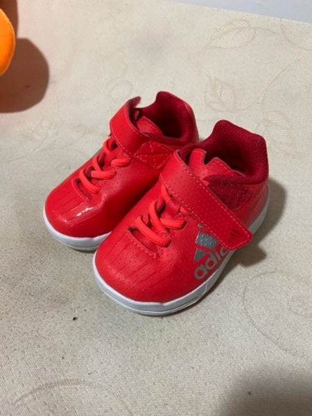 Used Infant shoes from Adidas in Dubai, UAE