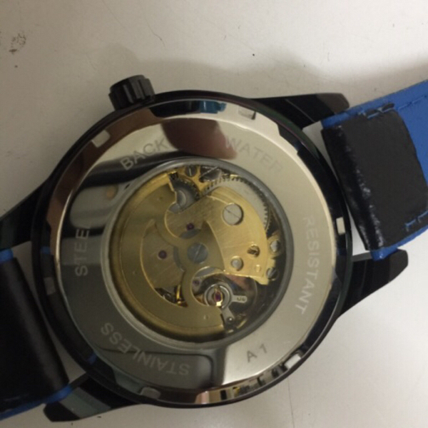 Used AUTOMATIC WATCH FOR HUNK in Dubai, UAE