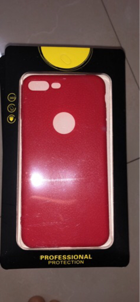 Used Iphone 7+ cases three colors 5 from each in Dubai, UAE