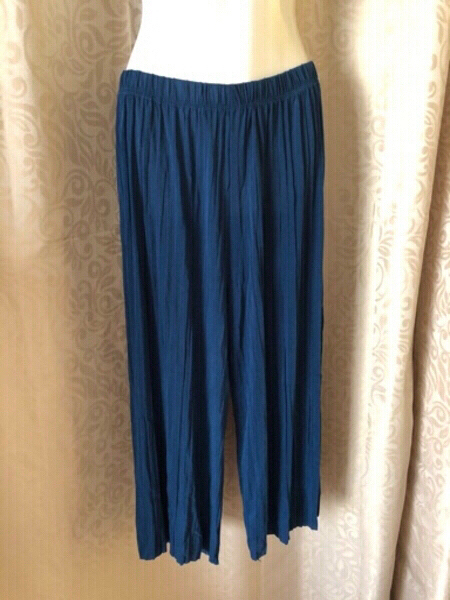 Used Skirt pants size 4XL & feather earrings in Dubai, UAE
