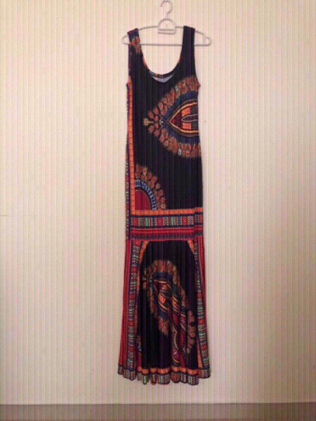 Used NEW Ladies Long Dress XL in Dubai, UAE