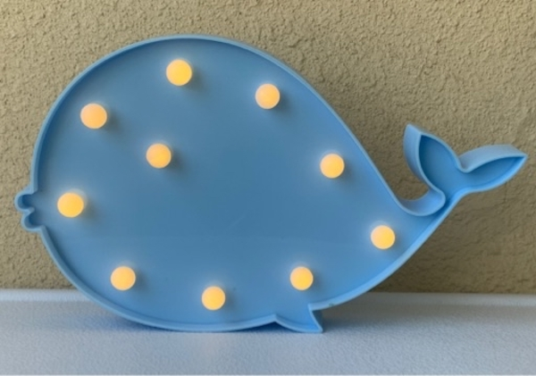 Used Whale Night Light in Dubai, UAE