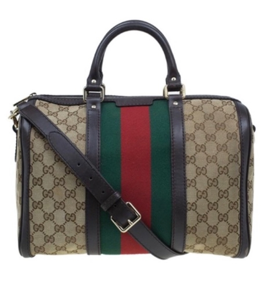 Used GUCCI Original GG Boston Bag in Dubai, UAE