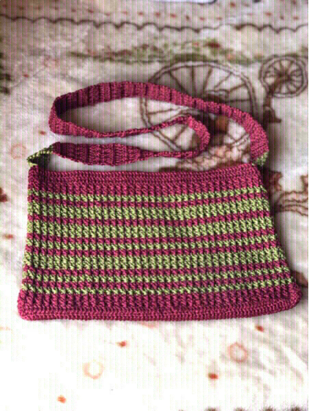 Used 💥Free💥Lovely Handmade crochet bag 💥 in Dubai, UAE