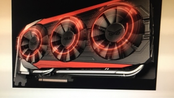 Used Asus strix 980ti in Dubai, UAE