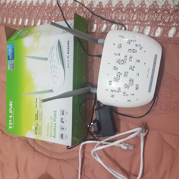 Used TP-LINK WI-FI Range Extension in Dubai, UAE