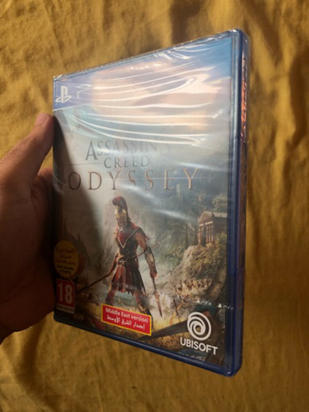 Used ASSASSINS CREED ODYSSEY- BRAND NEW in Dubai, UAE