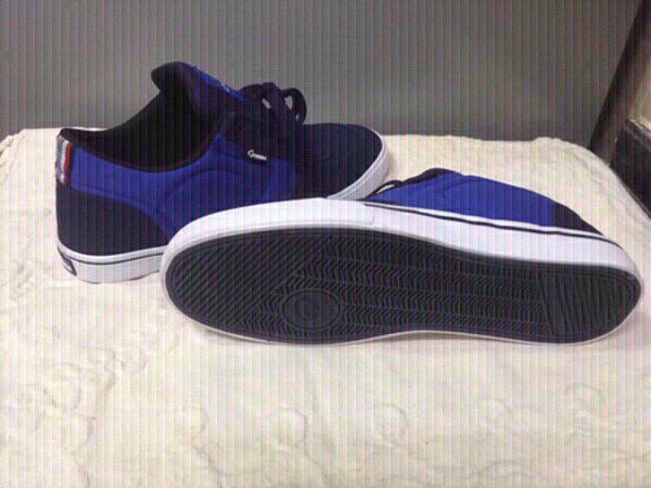 Used Spanning men's shoes new size 40 in Dubai, UAE