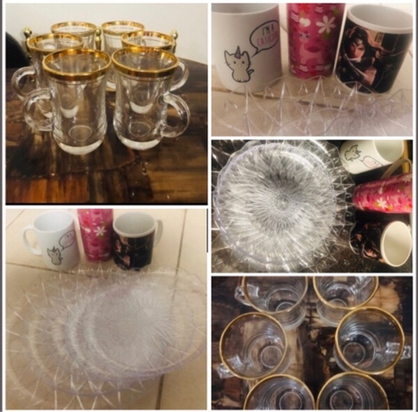 Used Simple Kitchen Set for Great Price! in Dubai, UAE