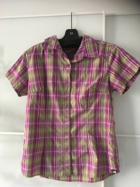Used North Face Hiking Shirt in Dubai, UAE