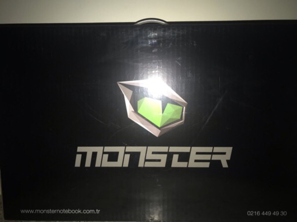 Used Monster PC - brand new - all gaming in Dubai, UAE