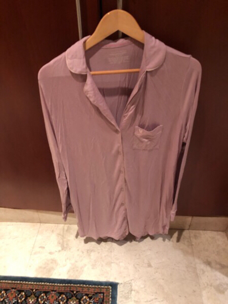 Used Victoria secret night shirt large in Dubai, UAE