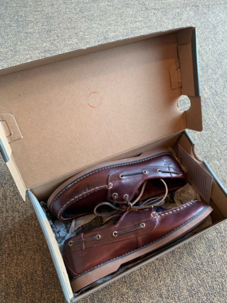 Used Authentic Timberland shoes in Dubai, UAE