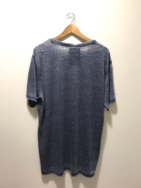 Used NEW ONE90ONE T-Shirt Size XL Color Grey in Dubai, UAE