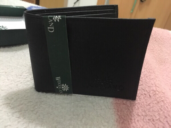Used Woodlands mens wallet copy in Dubai, UAE