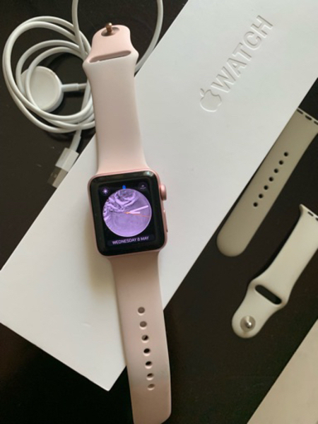 Used Apple Watch series 2 38mm in Dubai, UAE
