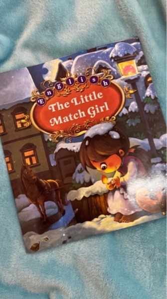 Used The little match girl -book in Dubai, UAE