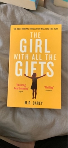 Used the girl with all the gifts book in Dubai, UAE