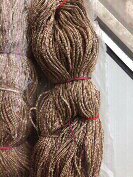 Used Perfect yarn for making bags👌🏼‼️ in Dubai, UAE