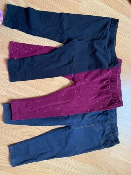 Used baby leggings in Dubai, UAE