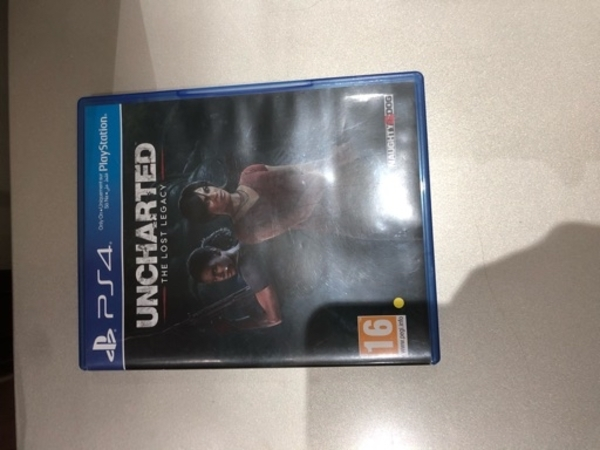 Used (PS4) Uncharted - The lost legacy in Dubai, UAE