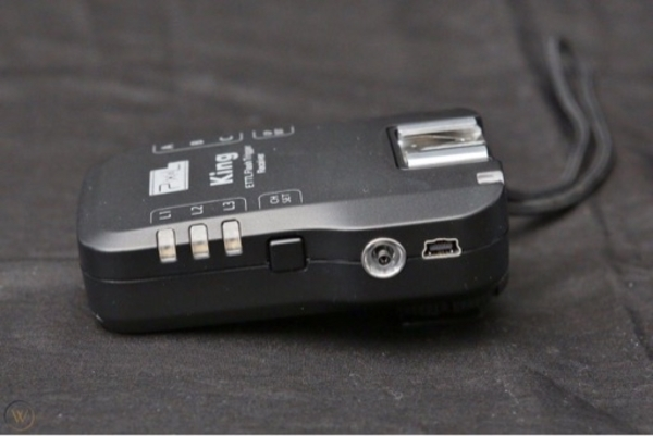 Used Pixel King Wireless Flash Receiver Canon in Dubai, UAE