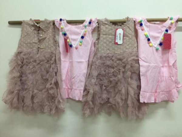 Used 2 dress 2toddler dress in Dubai, UAE