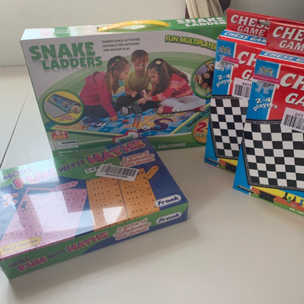 Used Bundle: Puzzles & Games in Dubai, UAE