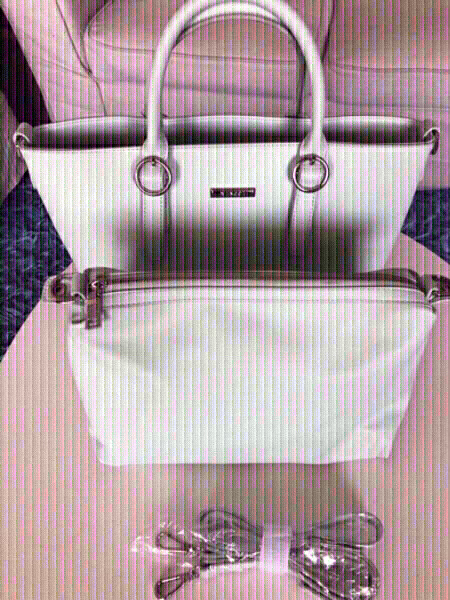 Used OFFER‼️ Authentic Vincci Bag two in one in Dubai, UAE