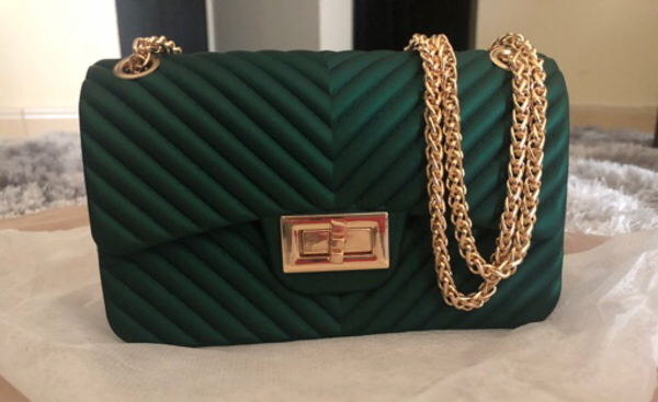 Used Chanel new emerald in Dubai, UAE