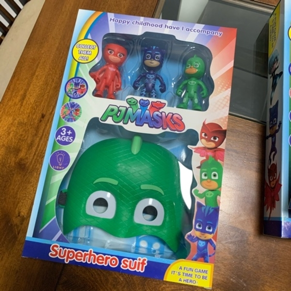 Used 1 pc. PJMASK Superhero Mask in Dubai, UAE