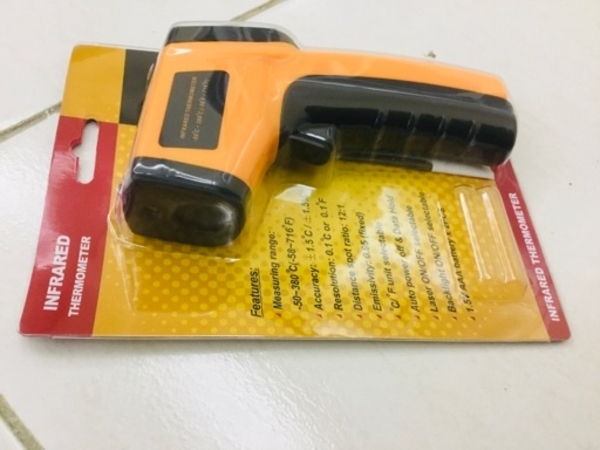 Used Brand New Infrared Thermometer in Dubai, UAE