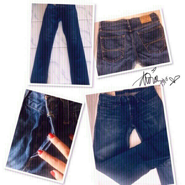 Used Hollister Jeans for Men size-32💙 in Dubai, UAE