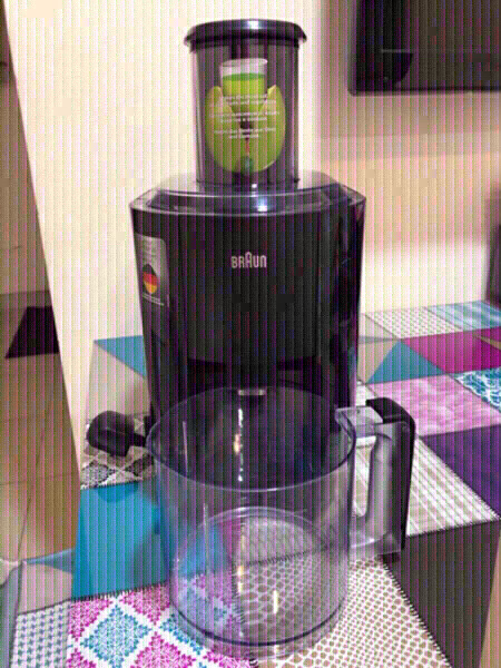 Used BRAUN Juicer 800 wt in Dubai, UAE