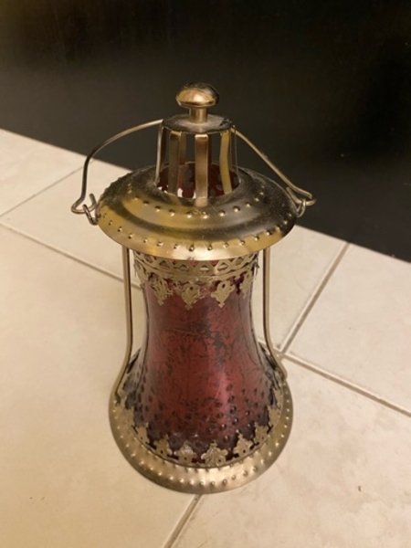 Used Table decorative set for candles in Dubai, UAE