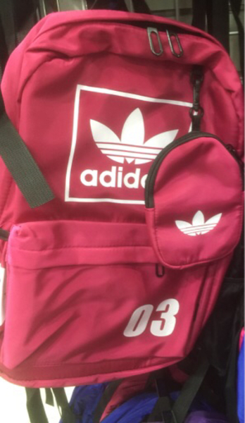 Used Adidas back bags in Dubai, UAE